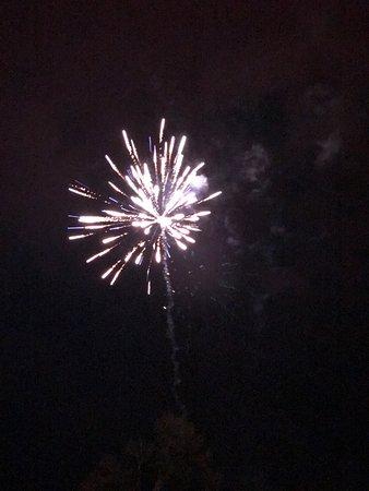 Casa Pedro: Fireworks
