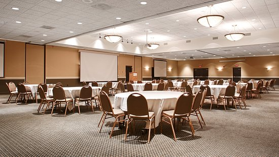 Best Western Plus Kelly Inn: Banquet Space