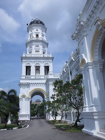 Sultan Abu Bakar State Mosque: Sultan Abu Bakar Mossque