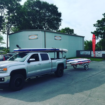 New Bern, NC: We deliver boards too