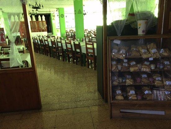 Firgas, İspanya: sala