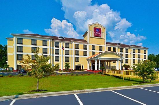 Comfort Suites Gateway: Entrance