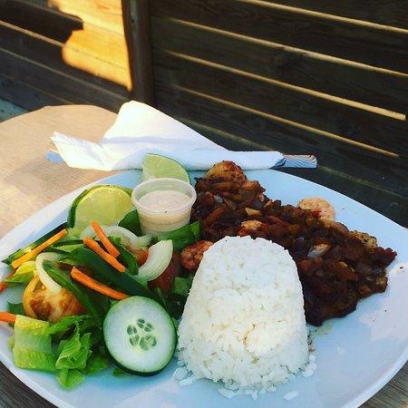 Our favorite Belize restaurant