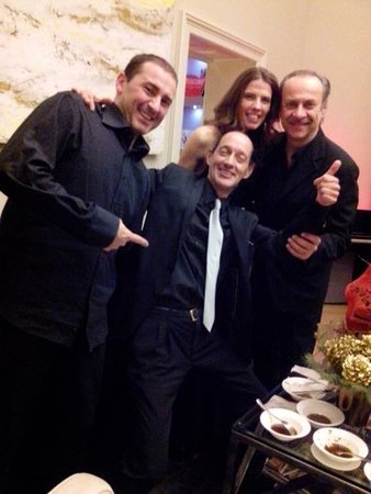 TownHouse Galleria: CON THE BAND.
