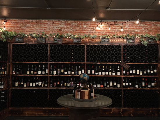 Ellensburg, WA: come see wine from around the world