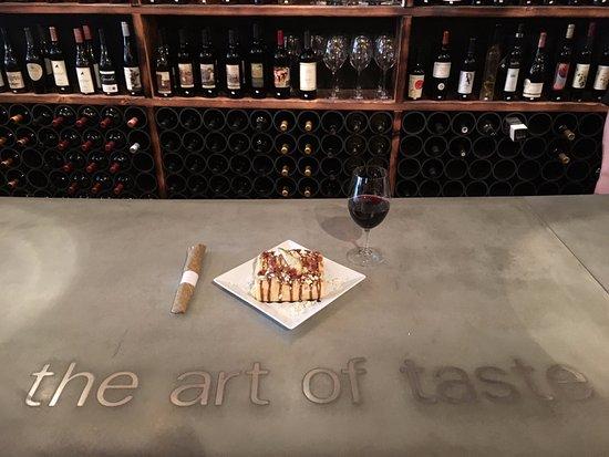 """Ellensburg, WA: """" the art of taste """""""