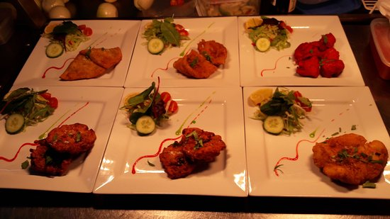 Wem, UK: Junoon Indian Restaurant