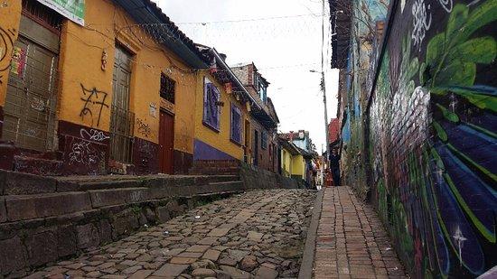 Free Bogota Walking Tours