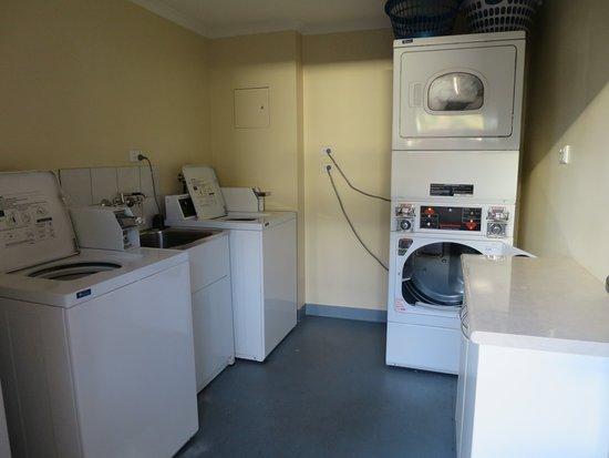 Dalby, ออสเตรเลีย: Laundry