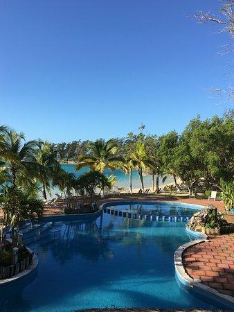 Vue De La Salle A Manger Picture Of Fantasy Island Beach Resort