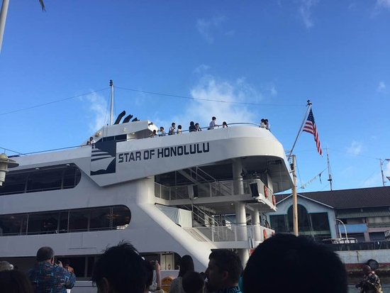 Star of Honolulu - Dinner and Whale Watch Cruises: Star of Honolulu Sunset Dinner Cruise all you can eat Crab