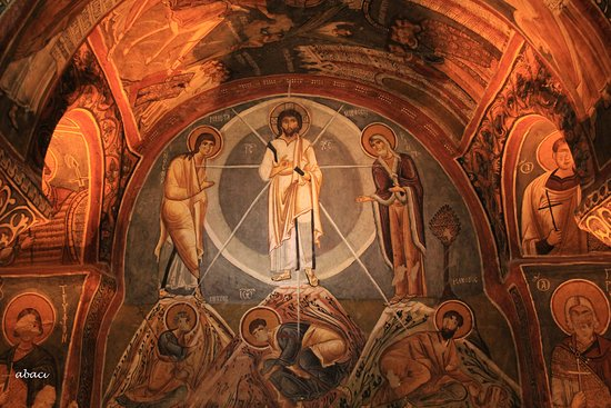 Oguzhan Abaci - Professional Tour Guide: Wall Paintings of Churches in Göreme Open Air Museum