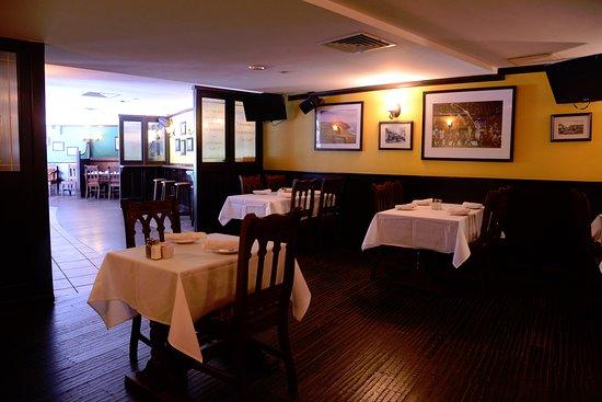 Upstairs Dining Room Picture Of Con Murphy S Irish Pub Philadelphia Tripadvisor