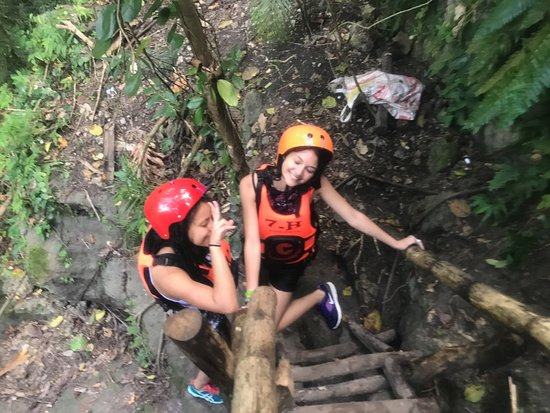 Canyoneering Alegria Cebu