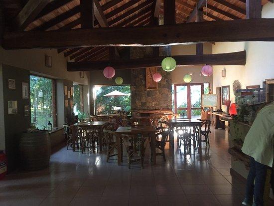 Tierra Guarani Lodge: Increíble servicio, muy familiar y cálido. El lugar es hermoso, tranquilo, cómodo,  muy higiénic