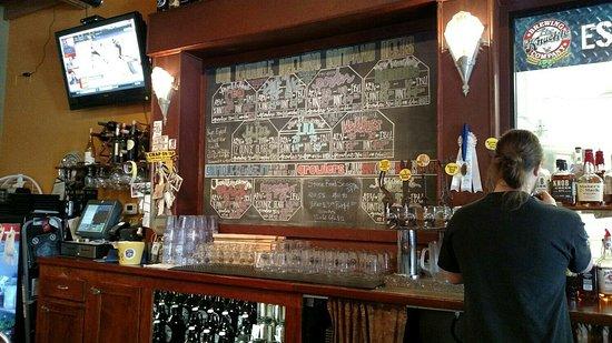 Sturgis, Dakota Południowa: The bar