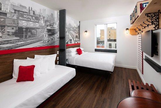 Rl Hotel Bed Stuy Brooklyn Ny