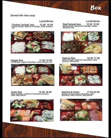Kimberley, Canada: Kinbari Sushi