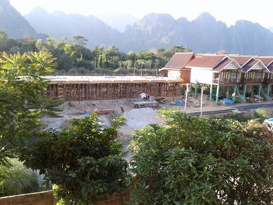 Popular View Guesthouse: River view building site