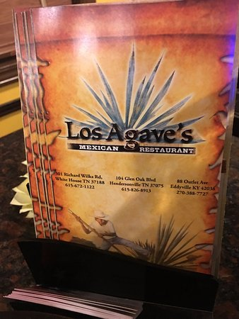 Eddyville, KY: Los Agave's locations