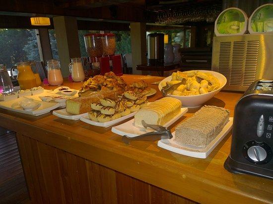 Hotel Fazenda Carioca: desayuno