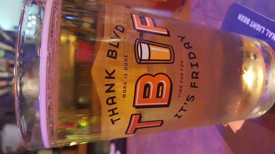 Nixa, MO: Ice cold beer