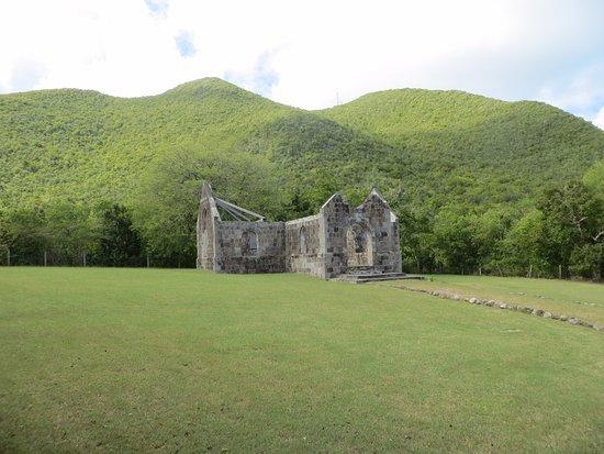 Nevis: Church
