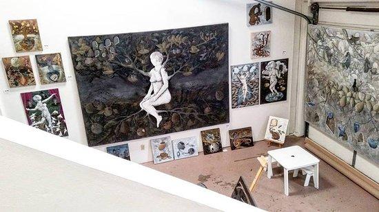 Linda Storm Art Studio