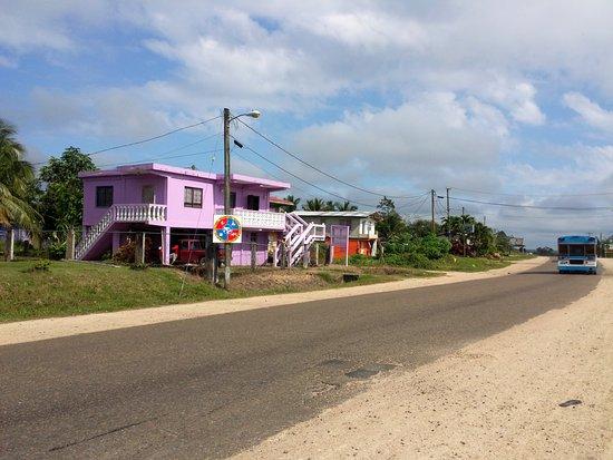 Entrance - Picture of Belize Cultural Adventure Guesthouse, Camelote - Tripadvisor