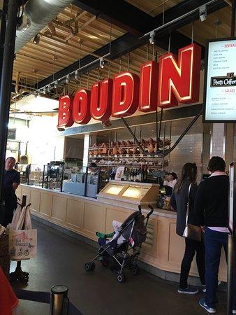 Foto de Boudin's Bakery & Cafe