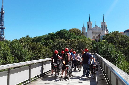 Lyon Small-Group Electric Bike Tour...