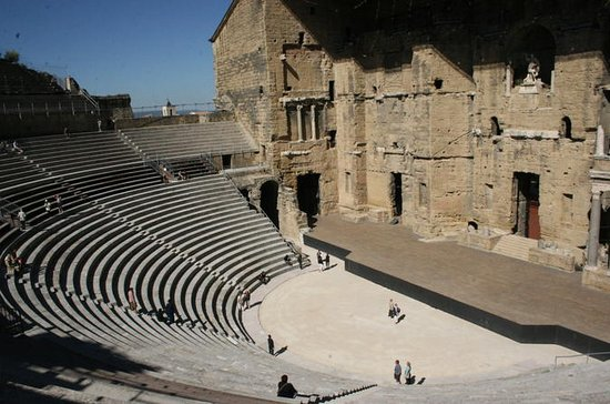 Private Day Trip to Avignon, Pont du Gard, Orange and Chateauneuf du...