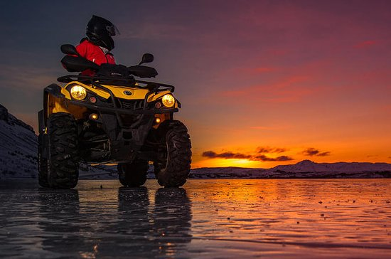 Midnight Sun ATV Quad Adventure from...