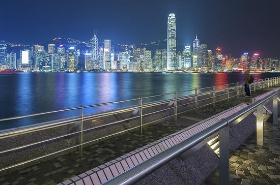 Hong Kong City Night Cruise inkludert...
