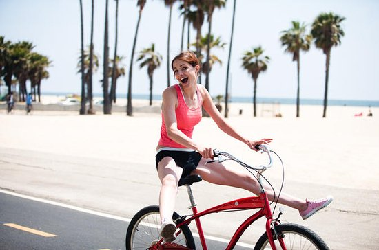 Beach Cruiser Rental on the Outer...