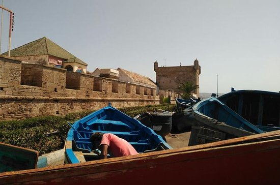 Private Day Trip a Essaouira da