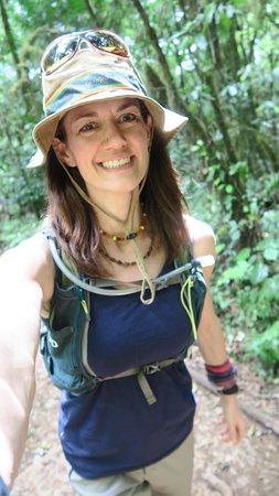 Redmond, WA: In the rainforest.