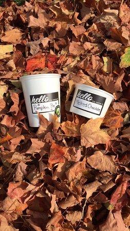 Wellington, Canada: fall flavours