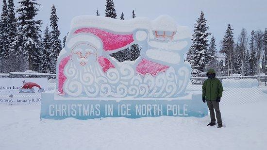 North Pole, AK: 20170121_111920_large.jpg