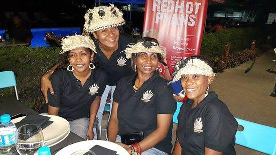 The King Solomon Hotel Team 2016