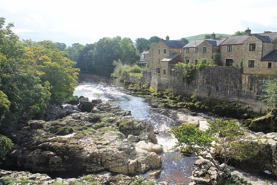 Ilkley, UK: Just Outside of Grassington