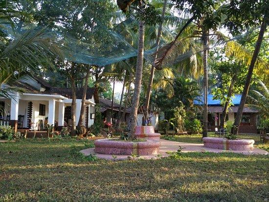 Anjuna, Índia: Ganesh cottage