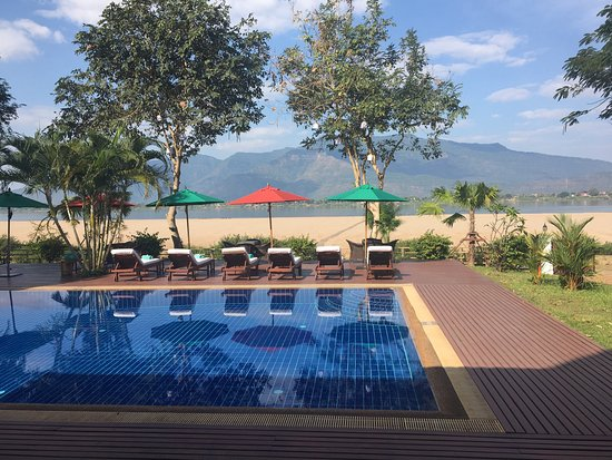 Great relaxing place in the south of laos