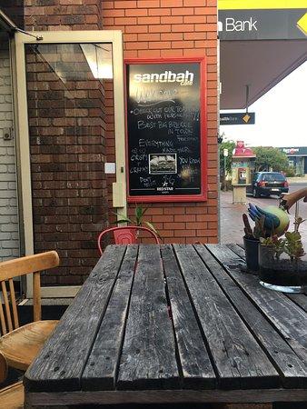 Sandbah Cafe
