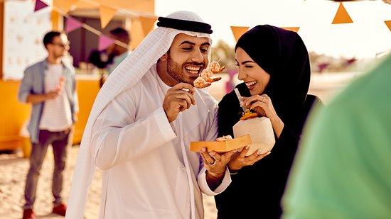 Dubai, De Forenede Arabiske Emirater: احجز مكانك في الفعاليّات الشيّقة لمهرجان دبي للمأكولات ٢٠١٧ من ٢٣ فبراير حتّى ١١ مارس
