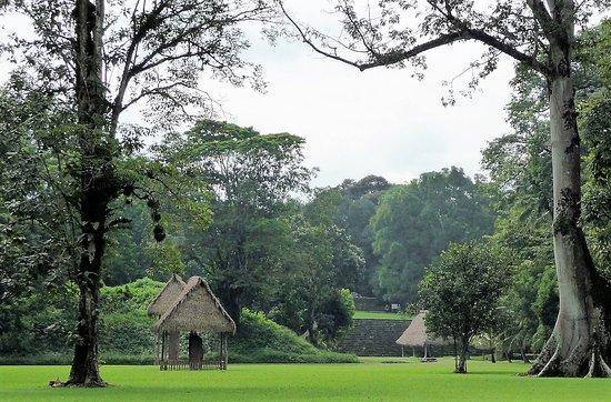 Quirigua, Guatemala: le parc