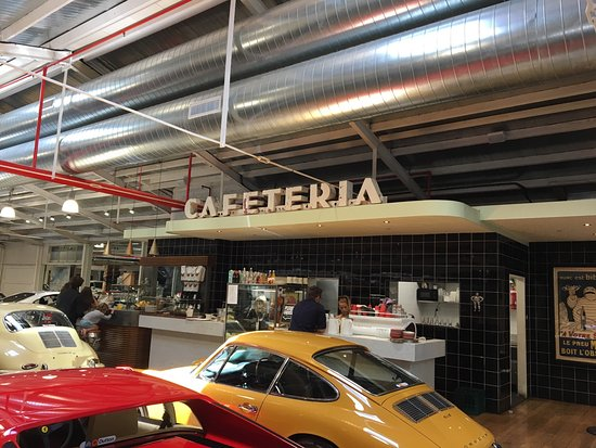Dutton garage kitchen richmond omd men om restauranger for Garage sena auto