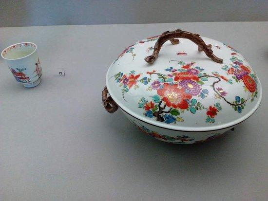 Montsegur, France: Ceramic wonder