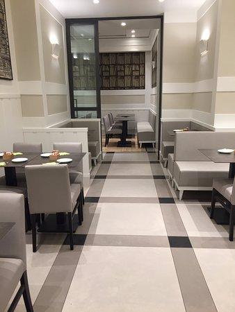 Hotel Smeraldo: Breakfast room