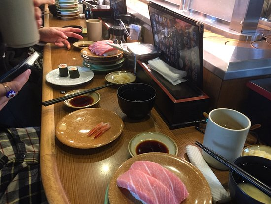 Kamesho Kurukuru Sushi : photo1.jpg